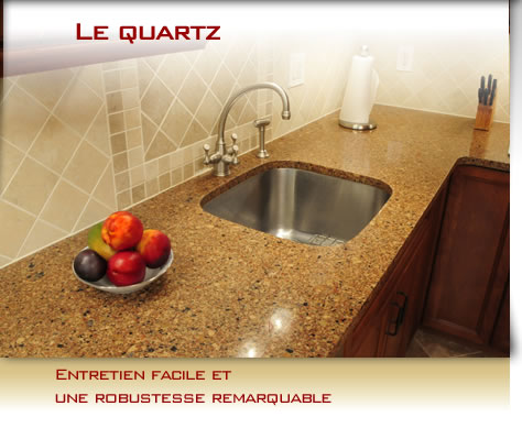 quartz comptoir cuisine salle de bain coupe et distribution montr al qu bec. Black Bedroom Furniture Sets. Home Design Ideas